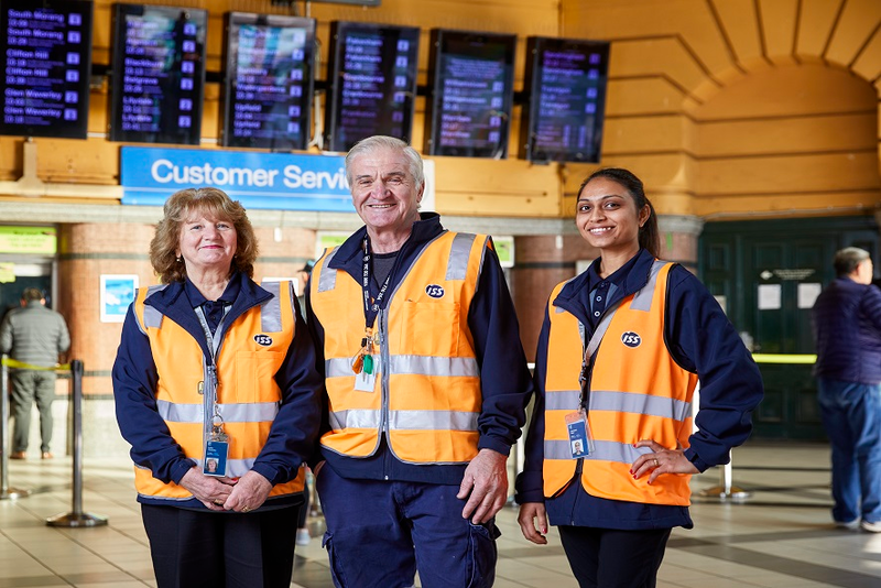 ISS Metro Melbourne Staff