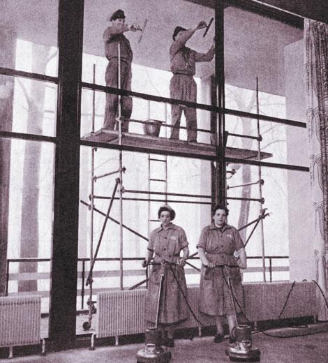 1956_ErsteReinigung