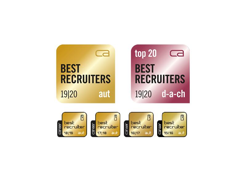 Best Recruiter Logos