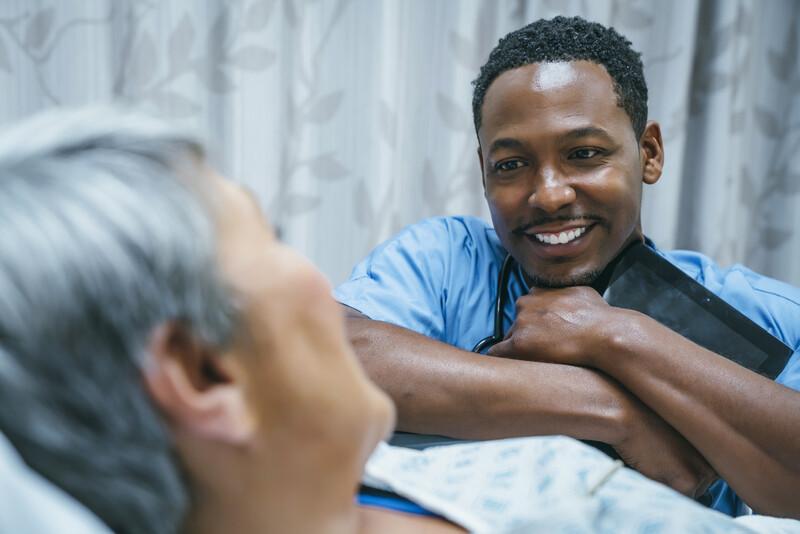 NHS patient care UK