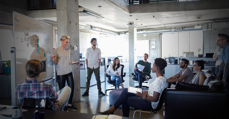 10 trends shaping the workspace strategies